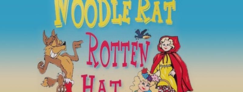 Noodle Rat Rotten Hat