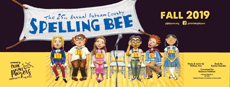 The 25th Annual Putnam County Spelling Bee - Prior Lake Players